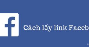 Cách lấy link Facebook trên điện thoại & máy tính