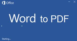 Cách chuyển đổi file Word/Excel/PowerPoint sang PDF nhanh nhất, dễ nhất