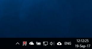 Hướng dẫn cách hiện giây đồng hồ trên Taskbar Windows 10