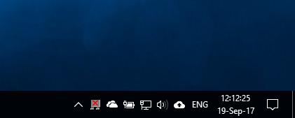 Hiện giây đồng hồ trên Taskbar Windows 10