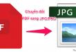 Cách chuyển đổi file PDF sang hình ảnh (JPG/PNG)