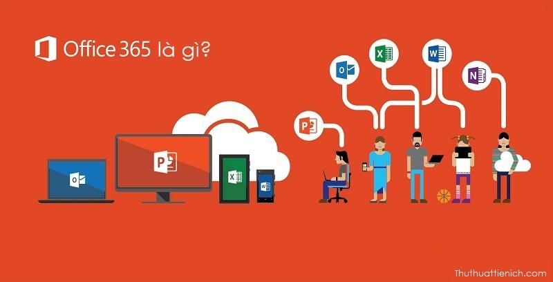 Office 365 là gì?