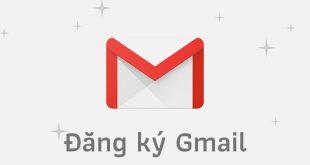 Đăng ký tạo Gmail mới