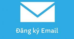Đăng ký tạo email mới