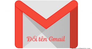 Cách thay đổi tên hiển thị trong email gửi đi trên Gmail