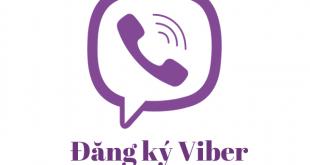 Đăng ký Viber