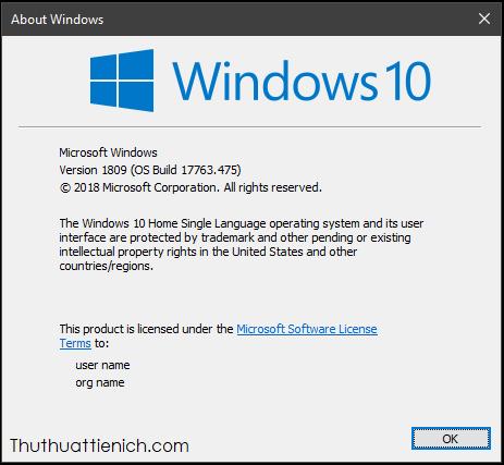 Bạn phải cập nhật Windows 10 lên phiên bản mới nhất, Snip & Sketch bắt đầu được thêm vào Windows từ Build 17661