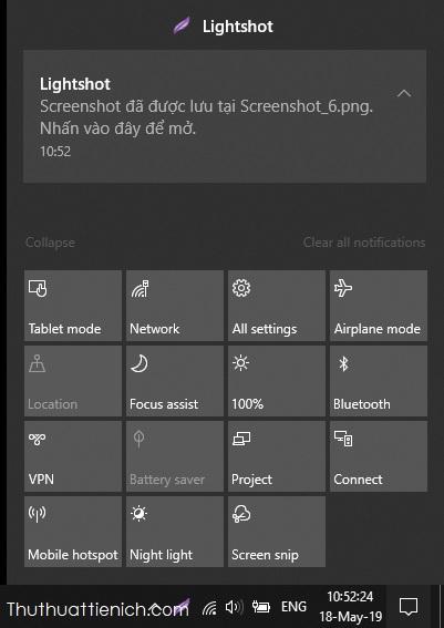 Làm quen với những phím tắt nhanh mới trên Windows 10