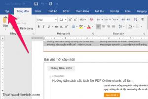 Làm thế nào để tạo một file PDF trên máy tính? Xem hướng dẫn ở đây!