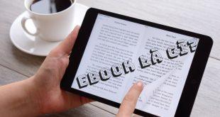 Ebook là gì?