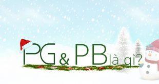 PG Pb nghia la gi