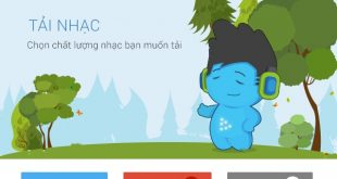 Cách tải nhạc MP3 miễn phí từ Zing MP3, Nhaccuatui