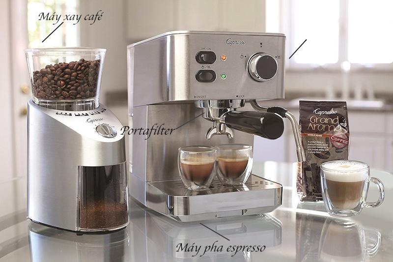 espresso-là-gì