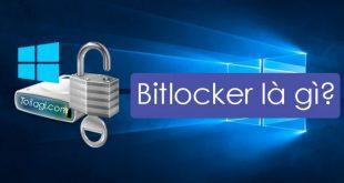 Bitlocker là gì?