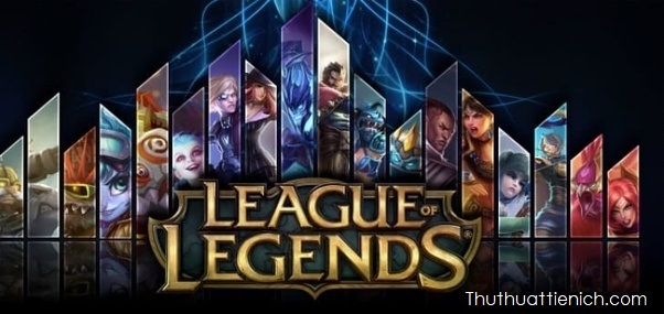 LOL là League of Legends
