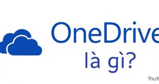 Onedrive là gì?