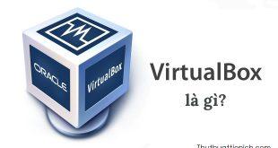Virtualbox là gì?