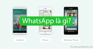 Whatsapp là gì?