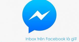 Inbox là gì? Nghĩa của từ Inbox trên Facebook?