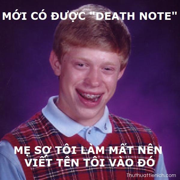 Ví dụ về Meme