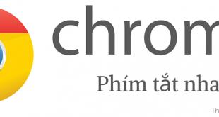 Những phím tắt nhanh Google Chrome bạn nên biết (Windows & macOS)