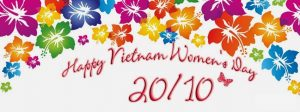 Happy Vietam Woman's Day 20/10