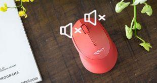TOP chuột máy tính không có tiếng CLICK (Silent Mouse) tốt nhất