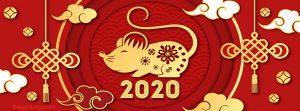 Ảnh bìa Facebook Tết Nguyên Đán 2020
