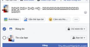Cách viết kiểu chữ đẹp, chữ kiểu, chữ in đậm, in nghiêng trên Facebook