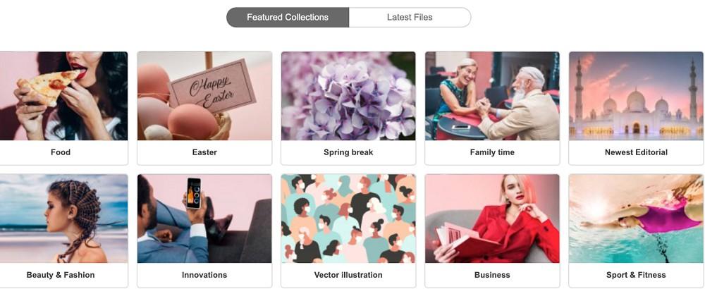 Tìm kiếm hình ảnh trên Depositphotos