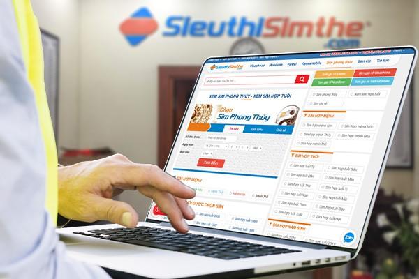 Chọn mua sim phong thủy online