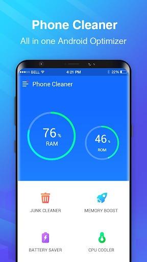 Smart Phone Cleaner giúp tăng tốc độ khi chơi game LOL