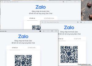 Bạn có thể đăng nhập nhiều tài khoản Zalo từ các ứng dụng vừa tạo này